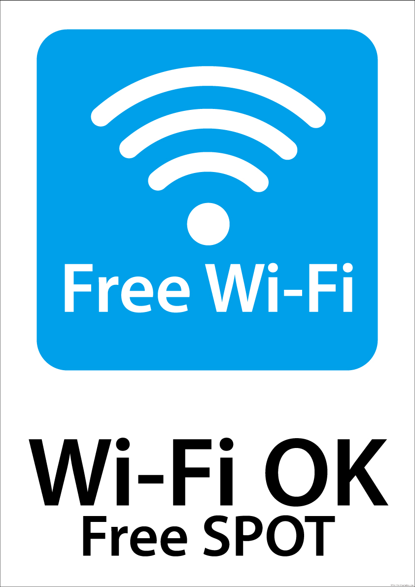 無料wi-fiスポット pdf