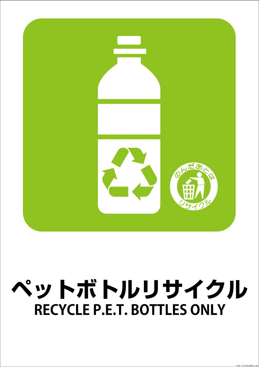 リサイクル ペット ボトル